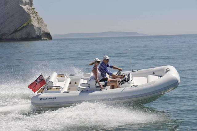 Global Yachts Tenders