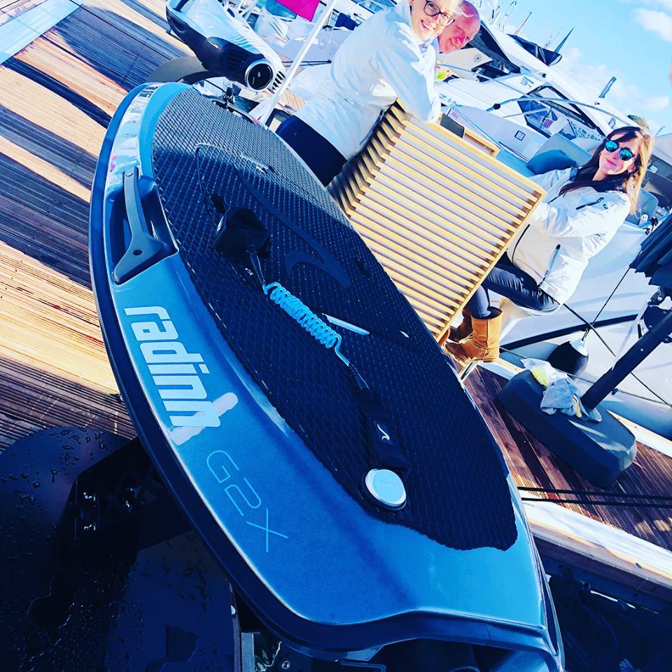 Global Yachts Radinn UK dealers